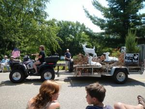 Witwen Parade